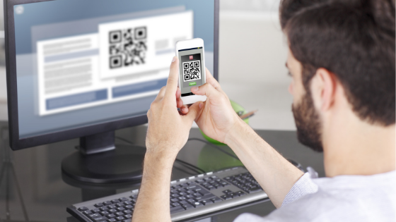 Paysera Microinvest плащане с QR код
