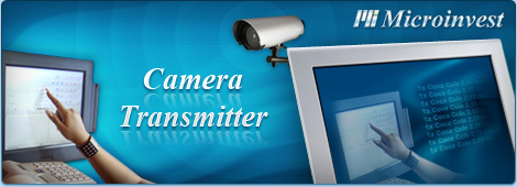 Microinvest Camera Transmitter