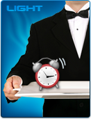 Waiter Call Button – a practical function of a practical program!