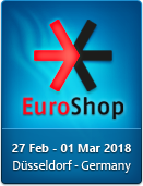 Visit Microinvest on EuroShop 2018! The exhibition will take place in Düsseldorf, Germany from the 27th of February till 1st of March 2018.